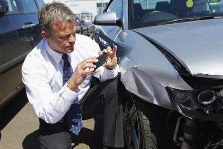 Collision repair estimate